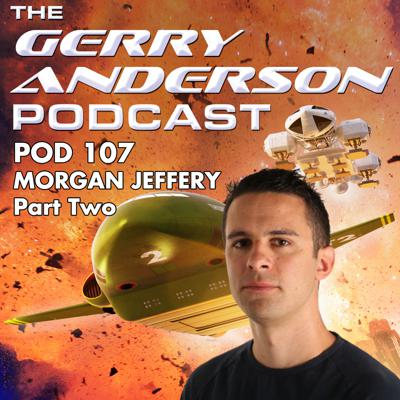 Cover art for Pod 107: Do Gerry Anderson's Shows Stand Up to Modern Entertainment Standards?