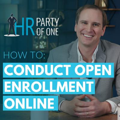 Cover art for How to Conduct Open Enrollment Online
