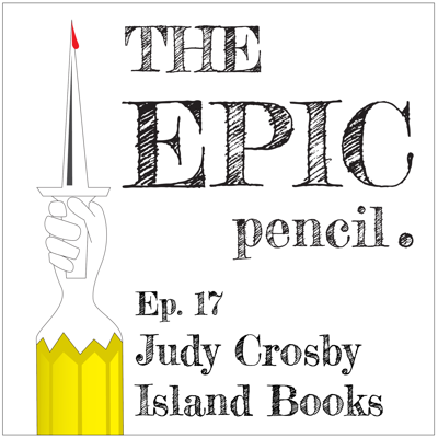 Cover art for Epic Pencil: A Conversation with Judy Crosby, Owner of Island Books