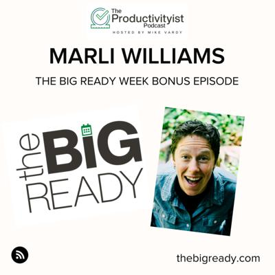 Cover art for The BIG Ready Week: Marli Williams