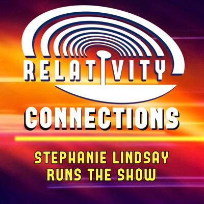 Cover art for RELATIVITY CONNECTIONS: Stephanie Lindsay