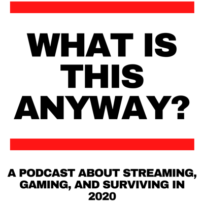 Twitch streamers get together and talk about gaming, streaming culture, and surviving 2020.  Featuring:  Encross: https://www.twitch.tv/encross Michael Benson: https://twitch.tv/michaelbenson/