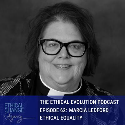 Cover art for Ethical Equality with Marcia Ledford