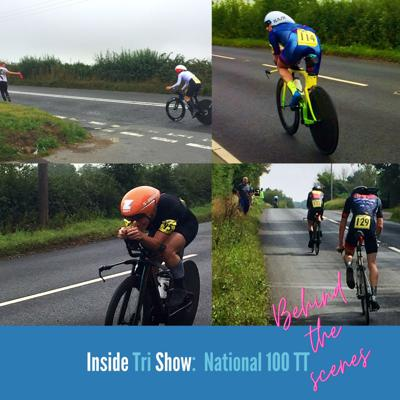Cover art for Behind the Scenes: National 100m TT Championships
