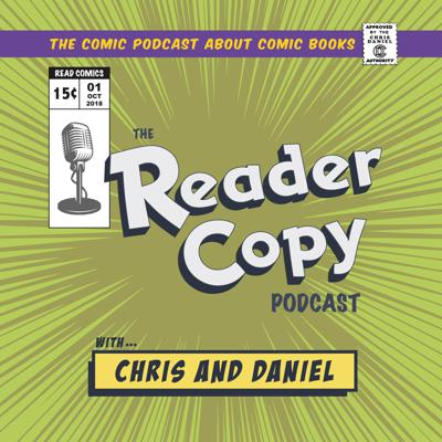 The Reader Copy Podcast