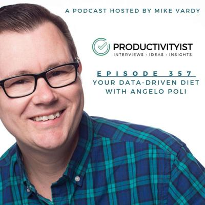 Cover art for Your Data-Driven Diet with Angelo Poli
