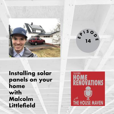Cover art for Installing solar panels on your home