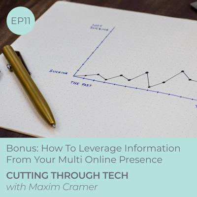 EP11 — Bonus: How To Leverage Information From Your Multi Online Presence