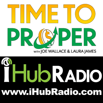 Time To Prosper with Joe Wallace & Laura James