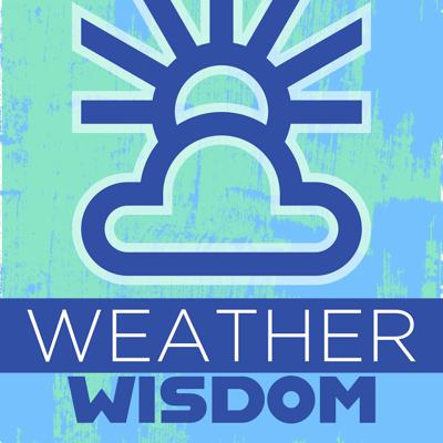 If you want the quick, clear no hype weather information to help you plan you day and your weekend subscribe to my podcast