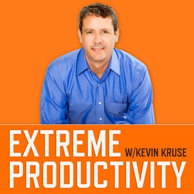 Would you like to 10x your productivity while adding at least one extra hour of free time to your day? Join Kevin Kruse, a New York Times bestselling author and Inc 500 serial entrepreneur as he shares time management tips, tools and actionable advice from entrepreneurs, self-made millionaires, Olympic athletes, straight-A students and other ultra-productive people.