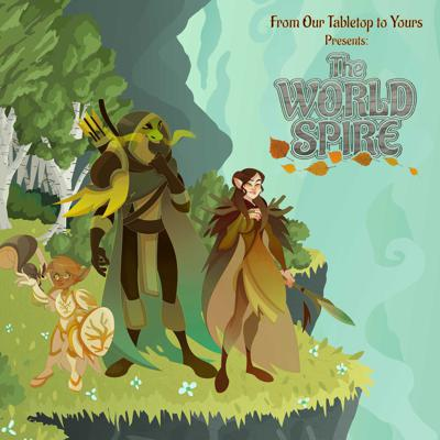 Cover art for Ep 12. The World Spire - The Battle of Crescent Valley, Part 2