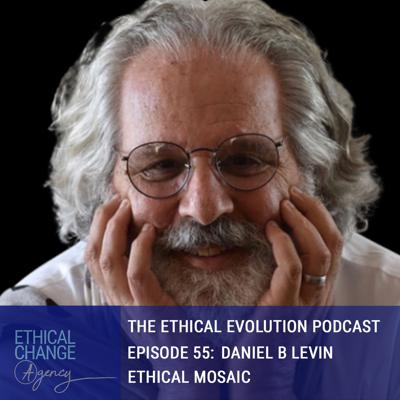 Cover art for Ethical Mosaic with Daniel B Levin