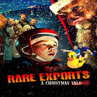 Cover art for EP. 16 - Rare Exports (2010)