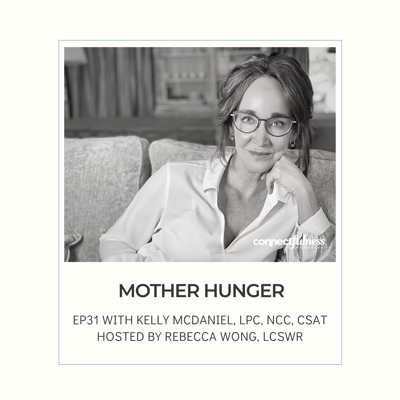 Cover art for Mother Hunger with Kelly McDaniel
