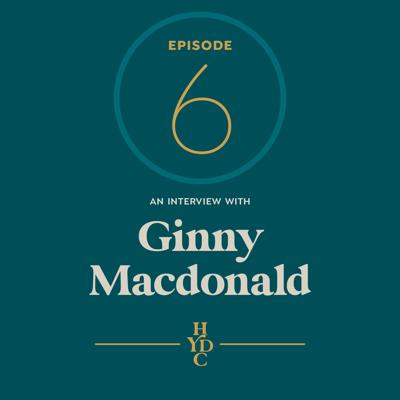 Cover art for A Conversation With Ginny Macdonald