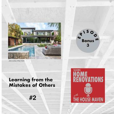 Cover art for Learning from the mistakes of others #2
