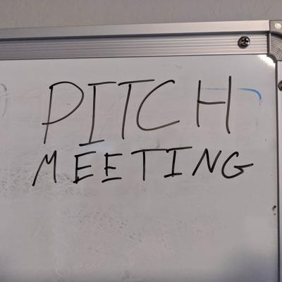 Pitch Meeting