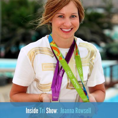 Cover art for Joanna Rowsell: Double Olympic gold to medicine