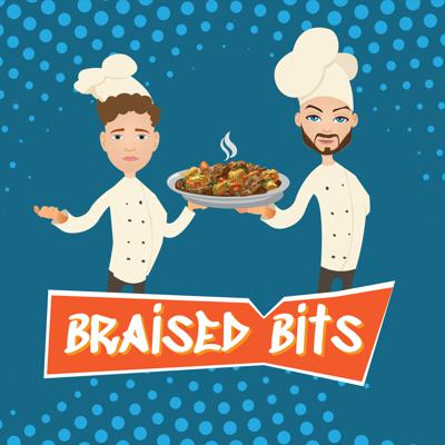 Jesse Eigner and Lance Pauker are two comedy chefs in New York City. On stage, they constantly cook up piping hot bits that might burn your mouth if you're not careful. But in your earbuds, the bits are braised, slow cooked to precision and carefully considered. Braised Bits is an hour of observational humor, good humor ice cream bars, and even some Humor Esiason mixed in. We're talking food, we're talking sports, we're talking awkward situations and the never-ending tide of technological determinism. We're even talking about practice. Come for the fun, stay for the umami.