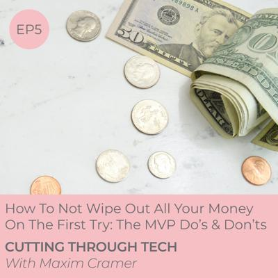 Cover art for EP5 — How To Not Wipe Out All Your Money On The First Try: The MVP Do's & Don'ts
