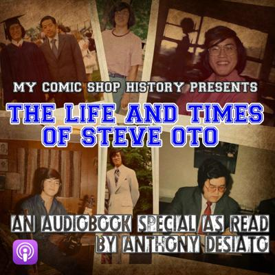 Cover art for Audiobook Special: The Life and Times of Steve Oto