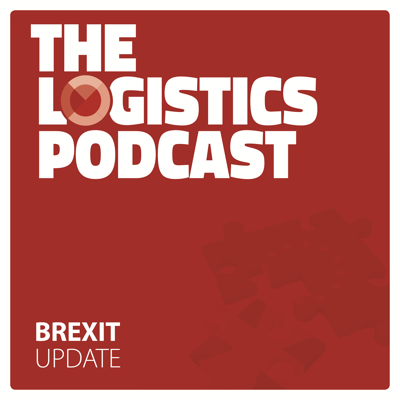Cover art for Episode #19: No-deal Brexit! XPO Logistics & Europa Worldwide Group