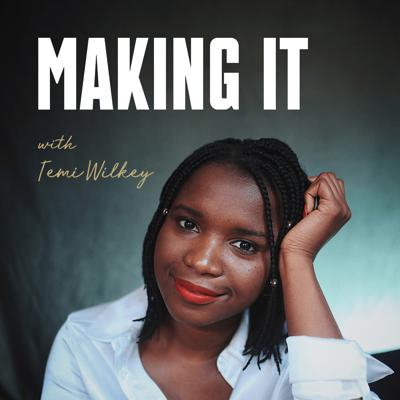 Welcome to 'Making It'. The podcast about making it as an artist in the passionate and dynamic landscape of UK theatre.