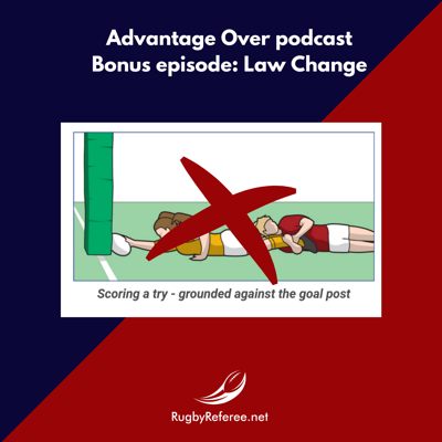 BONUS episode: Law change - Scoring against the post