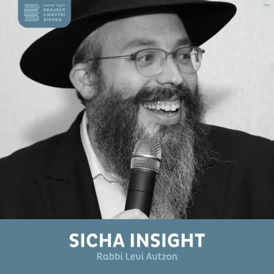 Enjoy a 5-10 minute presentation extracting a unique and practical lesson from the Sicha. Suitable for sharing at the pulpit, the Shabbos table, on Mivtzoim, etc. This series follows the learning cycle of Project Likkutei Sichos