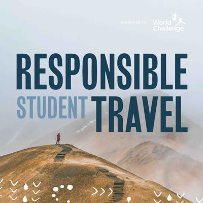 Transforming tourists into global citizens.  Each month we invite experts to speak into in the areas of overseas travel + child protection + environmental sustainability and regeneration and much more. During each episode we aim to equip students and educators with the knowledge on how to become responsible overseas travellers that leave a positive contribution wherever they may roam.