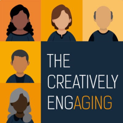 Cover art for Interview with Bruce Devereux of The Creatively Engaging Podcast