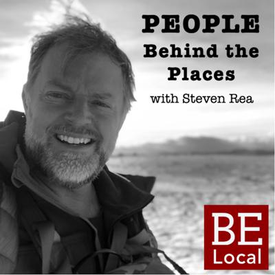 PEOPLE Behind the Places
