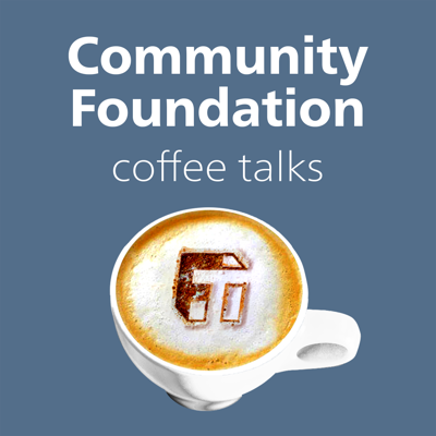 Hear ideas, advice, and stories from different community foundations across North America about their processes. This show is for community foundation pesonell who want to listen and learn from peers to discover new strategies to maximizing their philanthropic impact. The main topics covered are donor management, and comuunity foundation finance. Join us for coffee and conversation!  This show is brought to you by Foundant Technologies. More of our educational resources can be found here: https://resources.foundant.com/philanthropy-experience  Unlike a lot of podcasts out there, you can participate yourself by registering for a future coffee talk webinar. To be featured in a future episode, register here: https://communityfoundations.foundant.com/events/