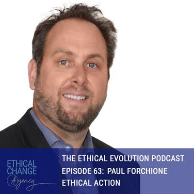 Cover art for Ethical Action with Paul Forchione