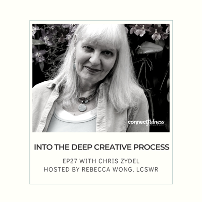 Cover art for Into The Deep Creative Process with Chris Zydel