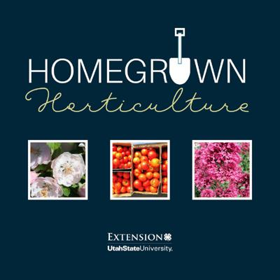 Homegrown Horticulture podcast solves helps solve your gardening dilemmas with a focus on growing plants in the Intermountain West. We offer tips on everything from great heirloom tomatoes to awesome trees and shrubs for the yard that do well in our unique climate. For the latest researched based information relevant to you, listen to the Homegrown Horticulture Podcast, a production of Utah State University Extension.