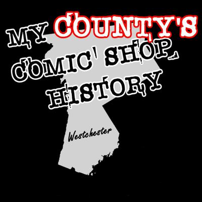 Cover art for Episode 5.7: My Comic Shop Present