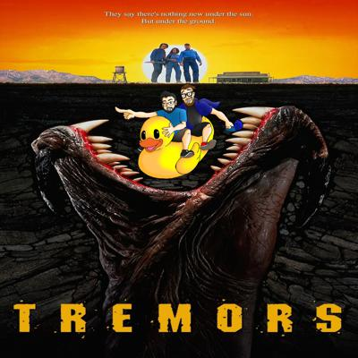 Cover art for EP. 18 - Tremors (1990)