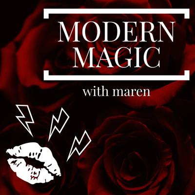 modern magic revolves around the enchantment of what's right here in front of us, with your host, maren altman.  we're inquiring about the structure of reality, philosophizing about everything metaphysical, and grounding the woo.  maren is a professional astrologer who combines a background in ancient philosophy with training in modern psychology. she is a published fiction author and currently pursuing a doctorate in philosophy, cosmology, and consciousness.   allow her to lead you upon this journey as we realize how the most spiritual is the most practical. it's time that we step up to have intelligent conversations about the nuances of life itself.   nothing is off-limits, even questioning limits themselves. tune out, drop in, and immerse yourself in the magic of the present moment by igniting your personal inquiry alongside maren.  keep up with maren at: https://www.instagram.com/marenaltman https://www.twitter.com/marenaltman https://www.youtube.com/c/MarenAltman?sub_confirmation=1  for personal consultations and other content at maren's site: https://www.marenaltman.com  xo m