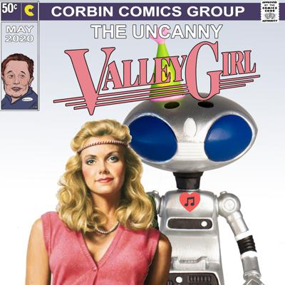 Cover art for CVTW 083: Uncanny Valley Girl
