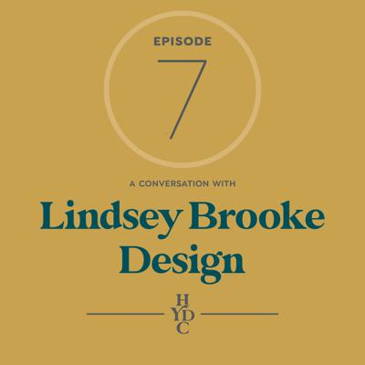 Cover art for A Conversation With Lindsey Brooke Design