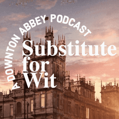 Substitute for Wit is a Downton Abbey podcast hosted by Susannah and Hazel. They may be young, but they have plenty of adult views on this rather adult show. Together, they'll watch, research, take notes, occasionally scream, and then talk about it. Taking inspiration from fellow Downton podcast Ring for Tea, Susannah's a Downton superfan, and Hazel knows very little about the show. Susannah will guide Hazel through the dark forest of Downton with her sharp descriptions, expansive knowledge and research skills, and utter confidence in her own opinions, while Hazel will enlighten Susannah with her equally strong opinions, original reactions, and unique world view. This podcast has sadly concluded, but you can listen to Susannah's new podcast, Zanna and Billiam(zannabilliam.com)! She's covering all sorts of TV shows, but no Downton yet(she's trying to convince her terribly stubborn co-host as we speak).