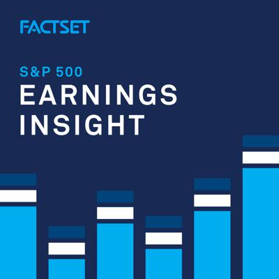 FactSet Weekly Earnings Insight