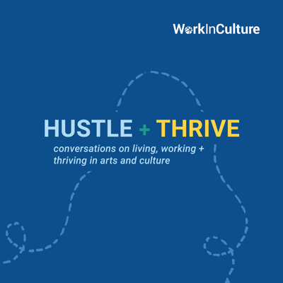 HUSTLE + THRIVE