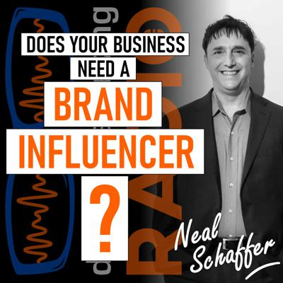 Cover art for What are Brand Influencers and Does Your Business Need a Brand Influencer? | Neal Schaffer