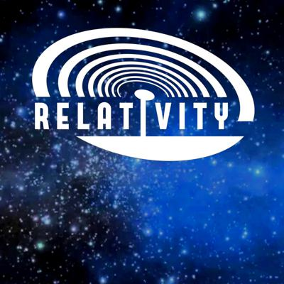RELATIVITY is a science-fiction serial about a man marooned in space and the woman on Earth who struggles to keep him alive. Find out more at www.relativitypodcast.com!