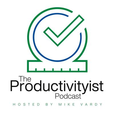Hosted by productivity strategist Mike Vardy, The Productivityist Podcast is a podcast that discusses tips, tools, tactics, and tricks that are designed to help you take your productivity, time management, goals, to do lists, habits, and workflow to new heights - both at work and at home. If you're looking to focus your efforts on getting the right things done and start living the good life, then this weekly conversational podcast – crafted in the tradition of Slate's Working, Back to Work, and HBR IdeaCast – is for you.