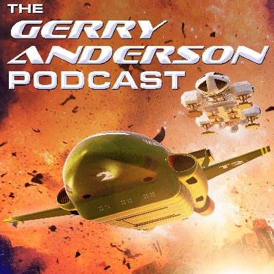 Cover art for Teaser: Pod 111 of the Gerry Anderson Podcast