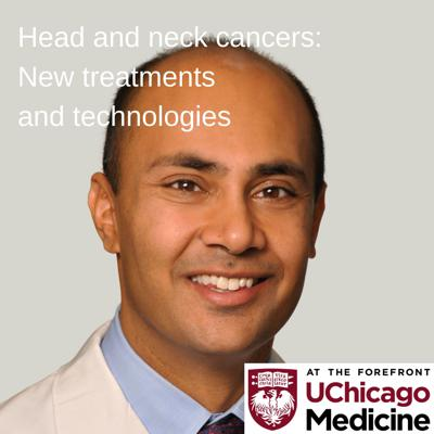 Cover art for Head and neck cancers: New treatments and technologies